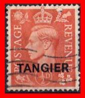 GRAN BRETAÑA  TANGER  ( TANGER BRITANICO )  STAMPS 1950 -1951 KING GEORGE VI - GREAT BRITAIN POSTAGE - Afrique Du Sud-Ouest (1923-1990)