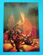 JEFF EASLEY 1995 CARD N 10 - Trading Cards