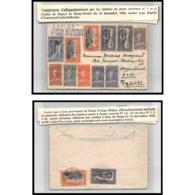 41705 Boma Congo Belge Argenteuil 1930 Tb Affranchissement Belgique Belgium Aviation Poste Aérienne Airmail Lettre Cover - Congo Belge