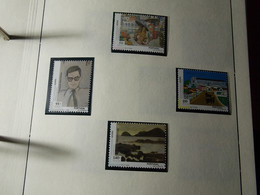 Portugal 4 New Stamps - 1999 - Pintura Contemporânia Açores - 1910-... République