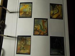 Portugal 5 New Stamps - 1999 - 50 Anos Do Surrealismo Em Portugal - 1910-... République