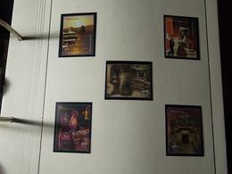 Portugal 5 New Stamps - 1999 - Encontro De Culturas - 1910-... République