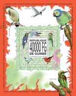 Guinea 2013  Fauna Birds - Guinea (1958-...)