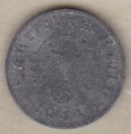 1 Reichspfennig 1944 G (KARLSRUHE) En Zinc - [ 4] 1933-1945 : Tercer Reich