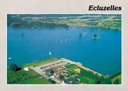Ecluzelles Le Plan D'eau 1992  CPM Ou CPSM - France