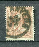 Belgien Nr.46       O  Used       (934) - 1884-1891 Leopold II.