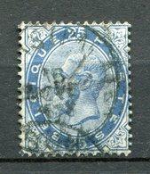 Belgien Nr.37       O  Used       (946) - 1869-1883 Leopold II.