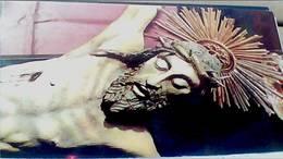 FAENZA VOLTO DE CROCIFISSO  DEL SANTUARIO  CAPPUCCINI N1985 HB8932 - Faenza