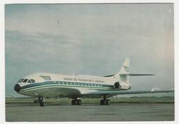 Aviation Avion Caravelle UTA En 1970 - 1946-....: Ere Moderne
