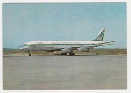 Aviation Avion JET DC8 UTA - 1946-....: Ere Moderne