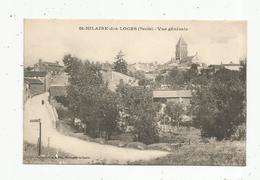 Cp, 85 ,  SAINT HILAIRE DES LOGES ,  Vue Générale ,  Vierge - Saint Hilaire Des Loges