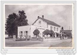 """68) Île Napoléon - (banlieue De Mulhouse) Restaurant  Pons - """""""""""""""""""""""""""""""" A La Rotonde """""""""""""""""""""""""""""""" - Mulhouse"""