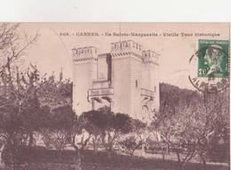 CPA - 609. Cannes - île Ste Marguerite - Vieille Tour - Cannes