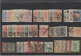 Persia (Iran) ,44 Francobolli Usati ,molti Alti Valori ,splendidi - Palau