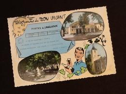 Tuchan  Télégramme Du Bon Vivant Divers Aspects De La Ville - Autres Communes