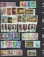 Romania ,serie Complete Nuove MNH + 2 Serie Usate Del 1985 ,qualita Splendida - 1948-.... Republiken