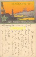 Esperanto, Congrès De Paris, Août 1914 - Esperanto