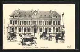 CPA La Mure, L'Hotel De Ville - La Mure
