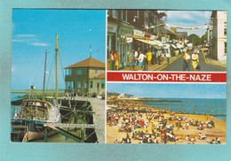 Small Multi View Post Card Of Walton On The Naze, Essex,K81 - England
