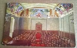 COLLEGIO CONVITTO EMILIANO FOGNANO PLATEA DEL TEATRO (1817) - Scuole