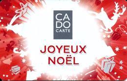 Carte Cadeau - CaDo Carte  -  GIFT CARD /GESCHENKKARTE - Cartes Cadeaux