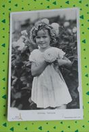Cartolina Attrice Shirley Temple - Viaggiata - 25 - 5 - 1936 - - Cartes Postales
