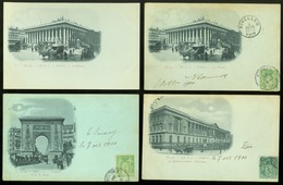 Beau Lot De 20 Cartes Postales De France  Paris  Clair De Lune     Mooi Lot Van 20 Postkaarten Van Frankrijk  Parijs - Cartes Postales