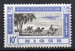 Col 13 / Niger  PA N° 15  Neuf  XX MNH  Cote : 2,00 € - Niger (1921-1944)