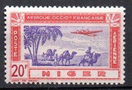 Col 13 / Niger  PA N° 16  Neuf  XX MNH  Cote : 3,00 € - Niger (1921-1944)