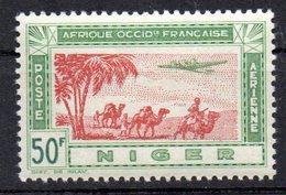 Col 13 / Niger  PA N° 17  Neuf  XX MNH  Cote : 4,00 € - Niger (1921-1944)