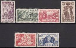 Du N° 165 Au N° 170 - X - ( C 1805 ) - Ongebruikt