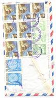 Brief Von Paraguay Nach Geretsried - Paraguay