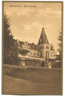 SZILVASVARAD - HUNGARY, CASTLE, OLD PC - Hongrie