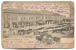 NYIREGYHAZA - HUNGARY, 1906. - Hongrie