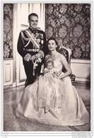 Monaco : AA. SS.  Le Prince Rainier III - La Princesse Grace Et  La  Princesse Caroline - Familles Royales
