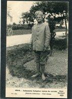 CPA - 1914... Infanterie Indigène, Tenue De Corvée - Guerre 1914-18