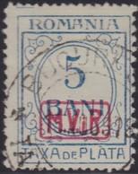 Deutsches Reich - Rumania   .    Michel   .  Porto  1      .    O     .    Gebraucht  .   /   .  Cancelled - Germany
