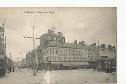 80 Amiens Place De La Gare - Amiens