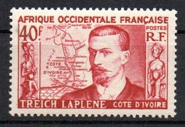 Col 13 /  AOF Afrique Occidentale  N° 47  Neuf  XX MNH  Cote : 3,00 € - A.O.F. (1934-1959)