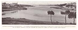 1924 - Iconographie - Audierne (Finistère) - Le Port - FRANCO DE PORT - Vieux Papiers