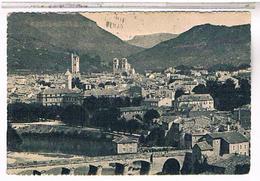12...MILLAU VUE GENERALE 1923  AV03 - Millau