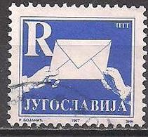 Jugoslawien  (1993 / 1997)  Mi.Nr.  2607  Gest. / Used  (11aa65) - 1992-2003 Sozialistische Republik Jugoslawien