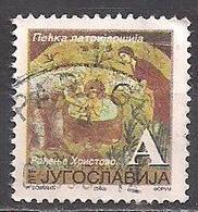 Jugoslawien  (2000)  Mi.Nr.  2999  Gest. / Used  (11aa64) - 1992-2003 Sozialistische Republik Jugoslawien