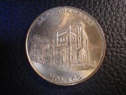 Médaille Cathédrale De Monaco - Monnaie De Paris