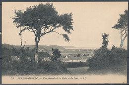 CPA [22] - PERROS-GUIREC - Vue Générale De La Rade Et Du Port - Perros-Guirec