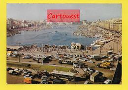 CPSM 13 MARSEILLE ֎ Traffic Sur Le Vieux Port  ֎ - Old Port, Saint Victor, Le Panier