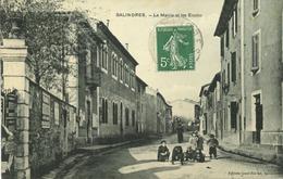 30 - Salindres - La Mairie Et Les Ecoles - France