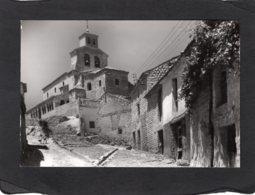 85095    Spagna,  San Esteban De Gomaz,  Soria,  Tipica Subida A La Iglesia Del Rivero, Siglo XII,  NV - Soria