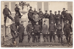 Yerres , Groupe De Militaires , Artilleurs - Yerres