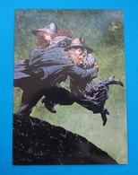 BERNIE WRIGHTSON 1994 CARD N 28 - Trading Cards